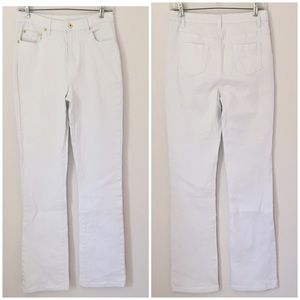 Diane Gilman DG2 Stretch Boot Cut Jeans - 6T (8/9)